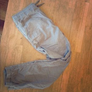 Grey joggers from old navy (size 14-16)